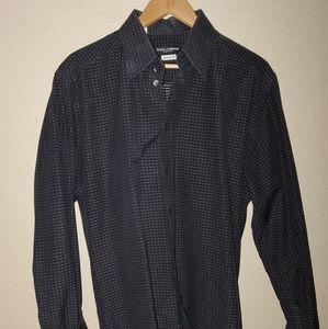 Dolce & Gabbana mens long sleeve dress shirt.